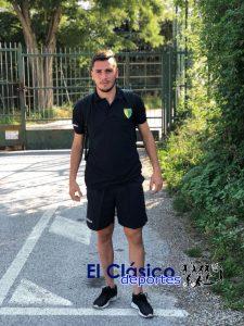 Iago Borjes convirtió cinco goles en Italia, cotejo amistoso de pretemporada