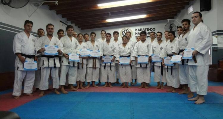En Octubre se lleva a cabo el Sudamericano de karate en San Pedro. Mirá el video presentación!