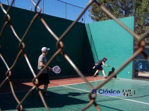 Padel: Dos torneos entre sábado y domingo en el club Pescadores