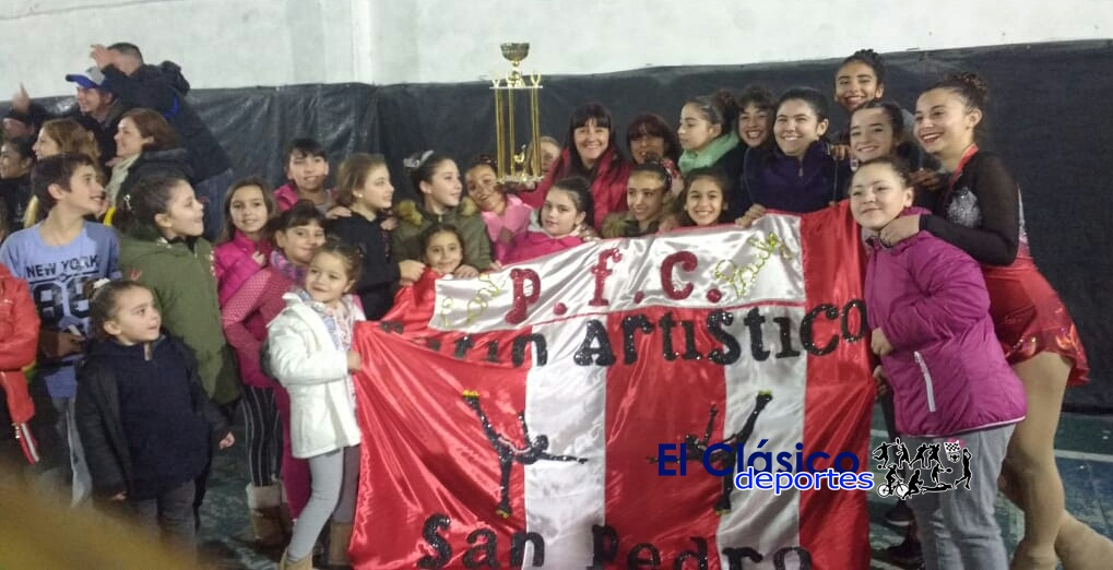 Patín Artístico: Paraná FC campeón