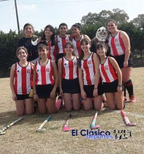 Liga local de hockey: Triunfos de Paraná y Tiro Federal