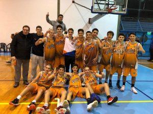 Basquet: Regatas campeón zonal del Sub 15