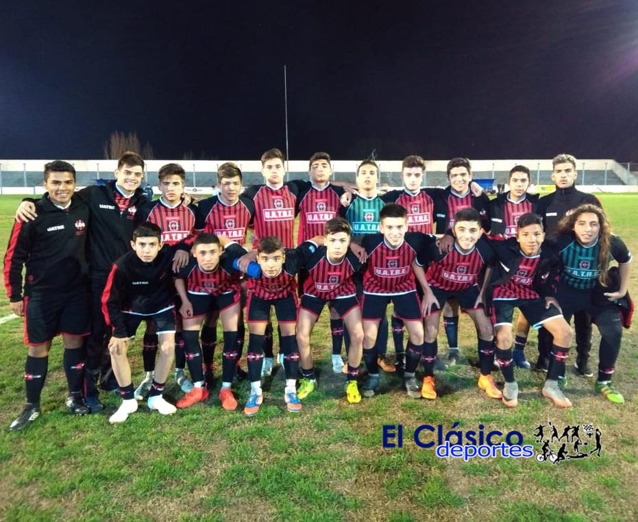 Nacional Sub 15: San Pedro igualó en Pergamino. Baradero ganó en Zárate.