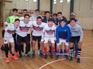 Torneos Bonaerenses: La etapa regional de Futsal se jugó en San Pedro, clasificando los locales a Mar del Plata