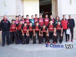 Torneo Nacional Sub 15: Así se juega la segunda fecha