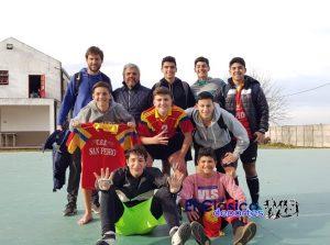 Clasificó el Sub 16 de Futsal para Mar del Plata. En nuestra ciudad se sumaron dos equipos más