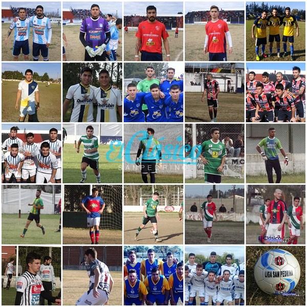 Fútbol local: Todo lo que tenés que saber está en El Clásico Deportes. Ingresá a la info..