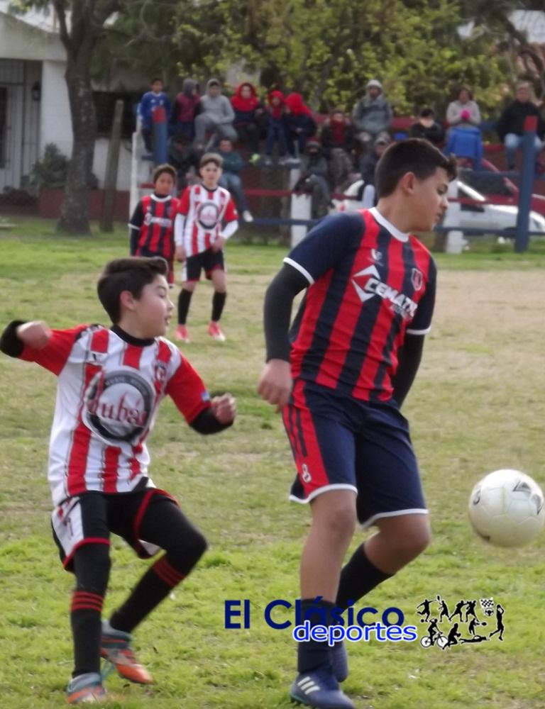 Baby fútbol: Se jugó la tercera fecha del Clausura