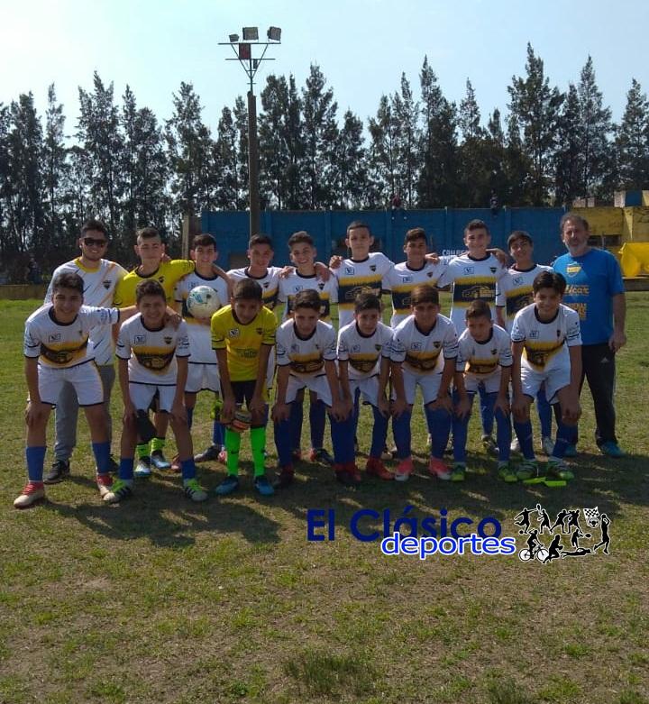 Sub 13: Independencia FC ya tiene rivales. Conocé equipos, zonas y fixture