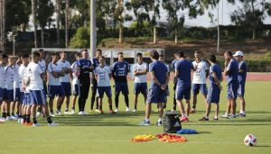 La Selección Nacional de Lionel Scaloni está en marcha para los amistosos