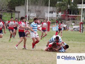 Partidazo y empate entre Tiro Federal y Areco Rugby