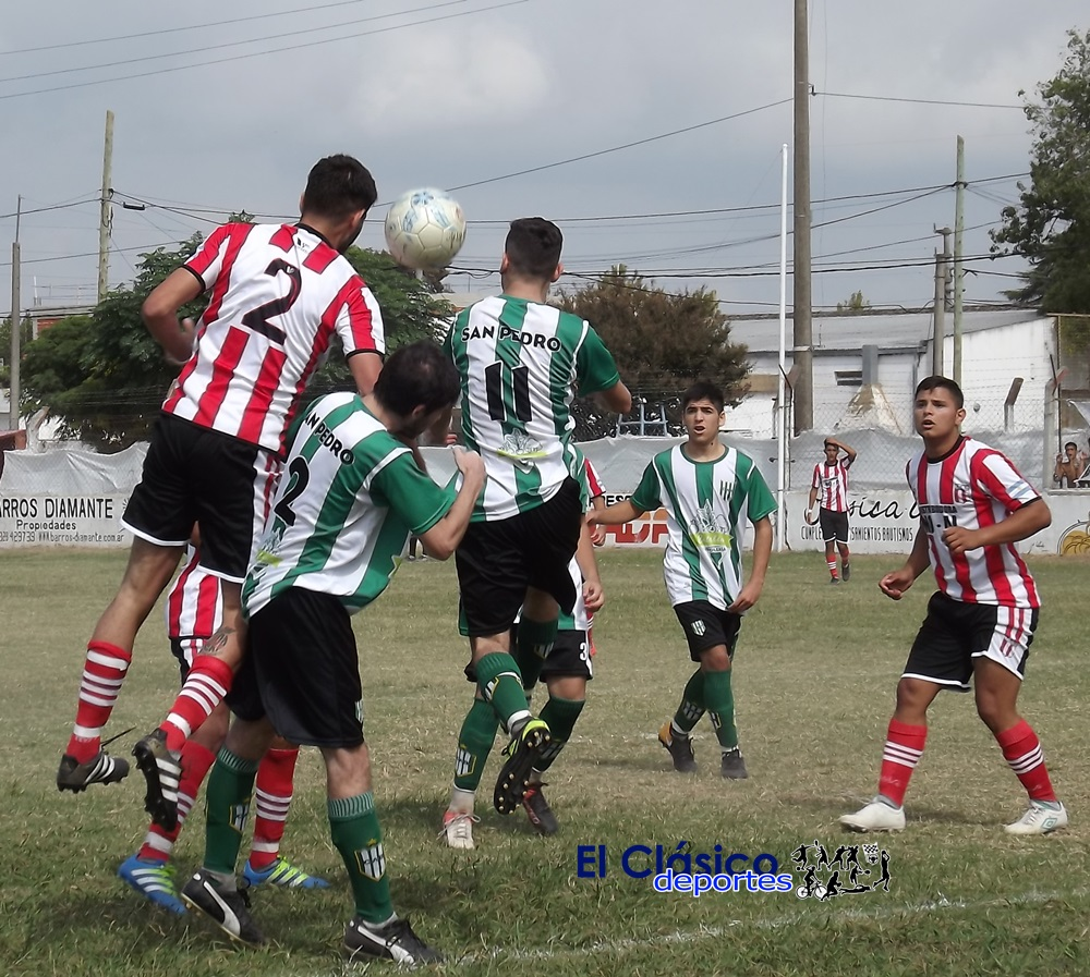 Fútbol local: Posiciones y goleadores de todas las divisiones