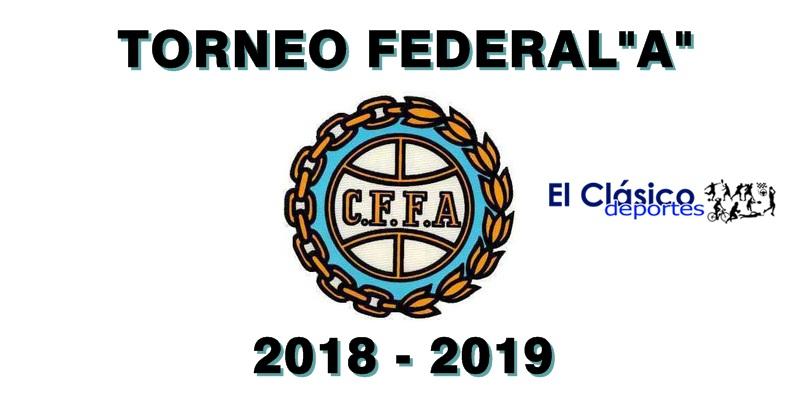 El Federal «A» será televisado por DEPORT TV