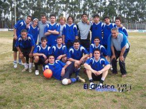 El Clásico en la historia: Hoy Deportivo La Roca, un récord difícil de superar