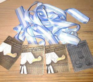 Varias medallas para la delegación de la ASK en el Argentino de Catamarca