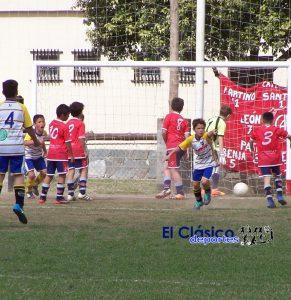 Pasó la 5° fecha del Torneo Clausura de Baby Fútbol