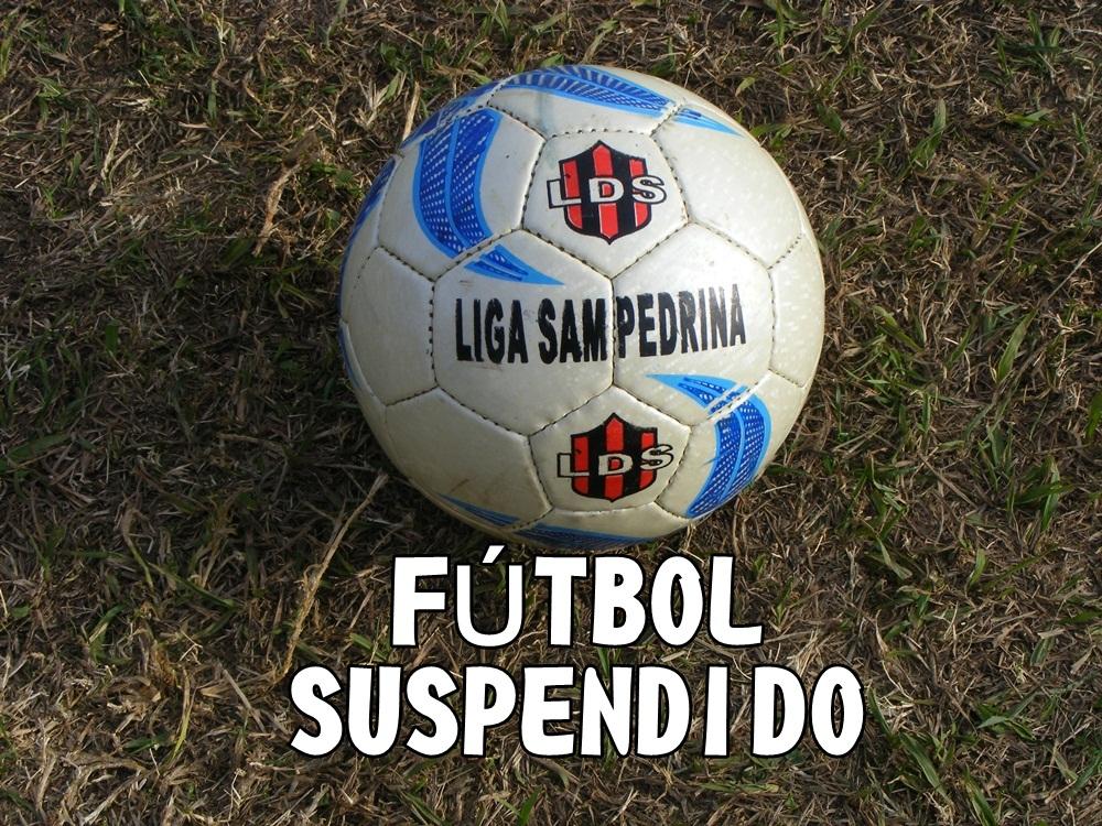 Fútbol local: sin actividad durante el fin de semana