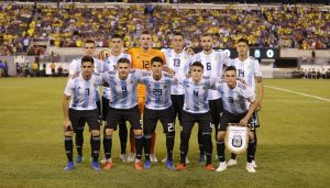 Argentina igualó 0-0 ante Colombia