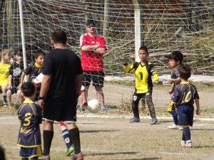 Baby fútbol: La quinta fecha se juega el sábado