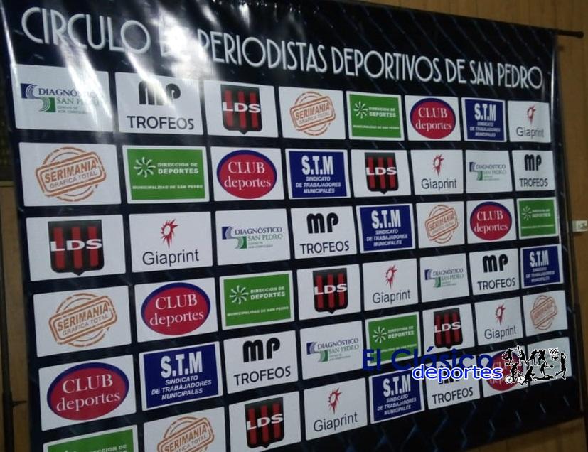 El Círculo de Periodistas Deportivos entrega distinciones este viernes