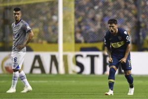 Boca superó a Cruzeiro e Independiente y River igualaron sin goles