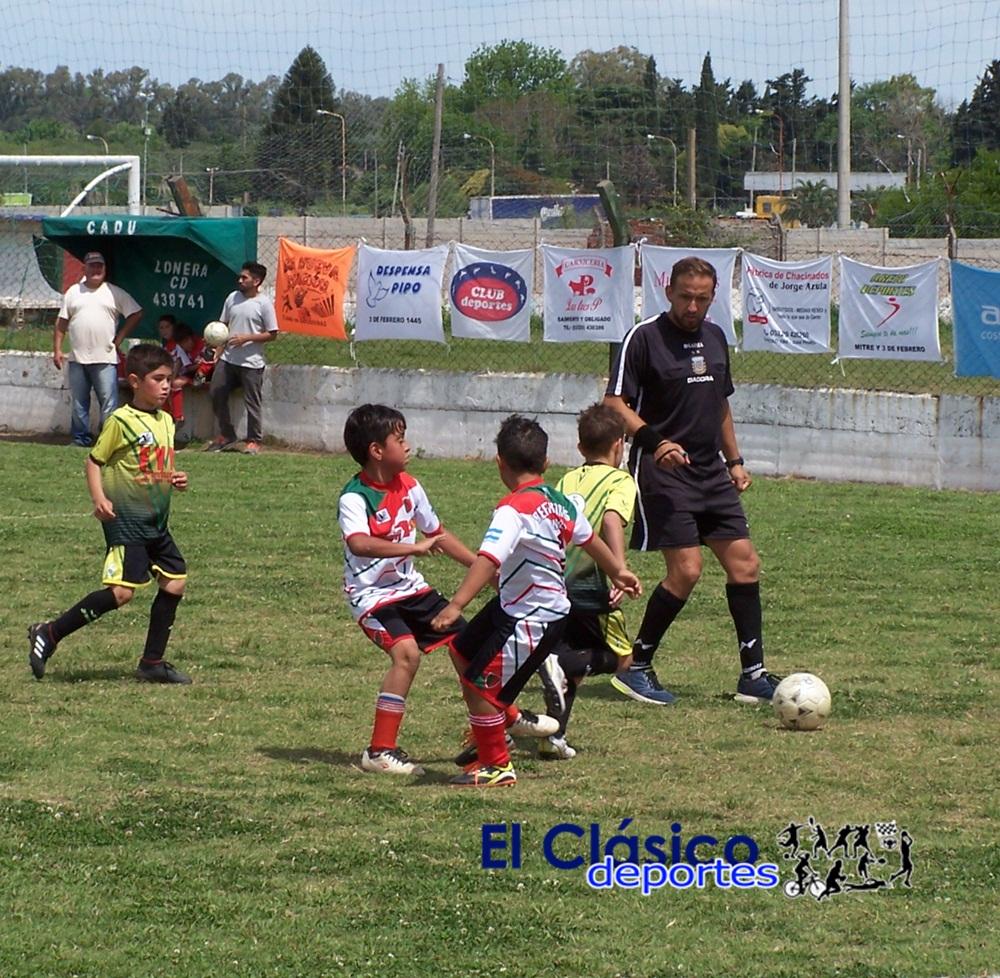 Pasó la décima fecha del Torneo de Baby Fútbol. Resultados y posiciones
