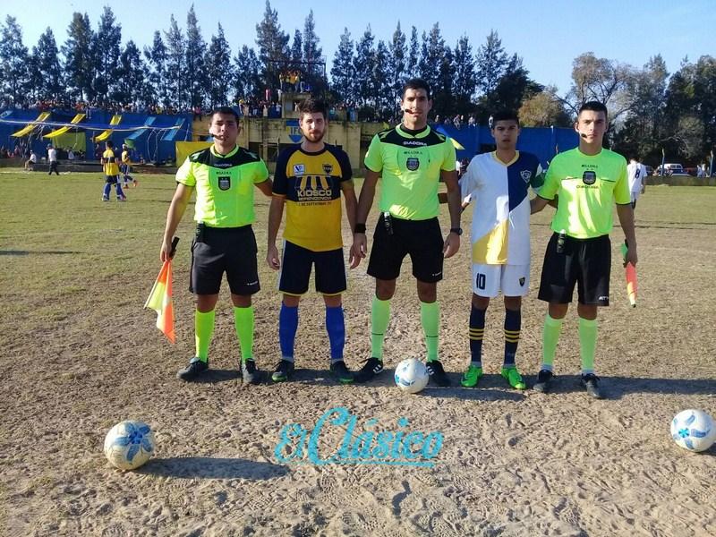 Fútbol local: No hubo modificaciones para completar la sexta fecha