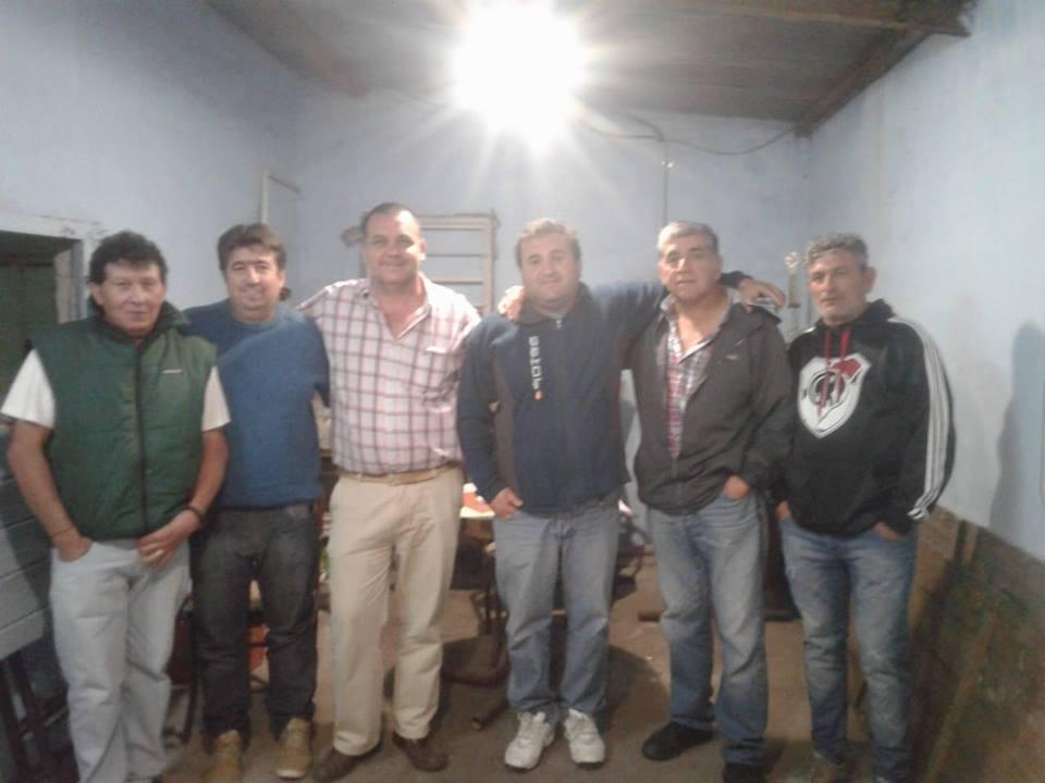 Mauricio Preiti es el Presidente electo del club Las Palmeras