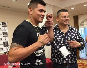 Vuelve el «Chino» Maidana al ring