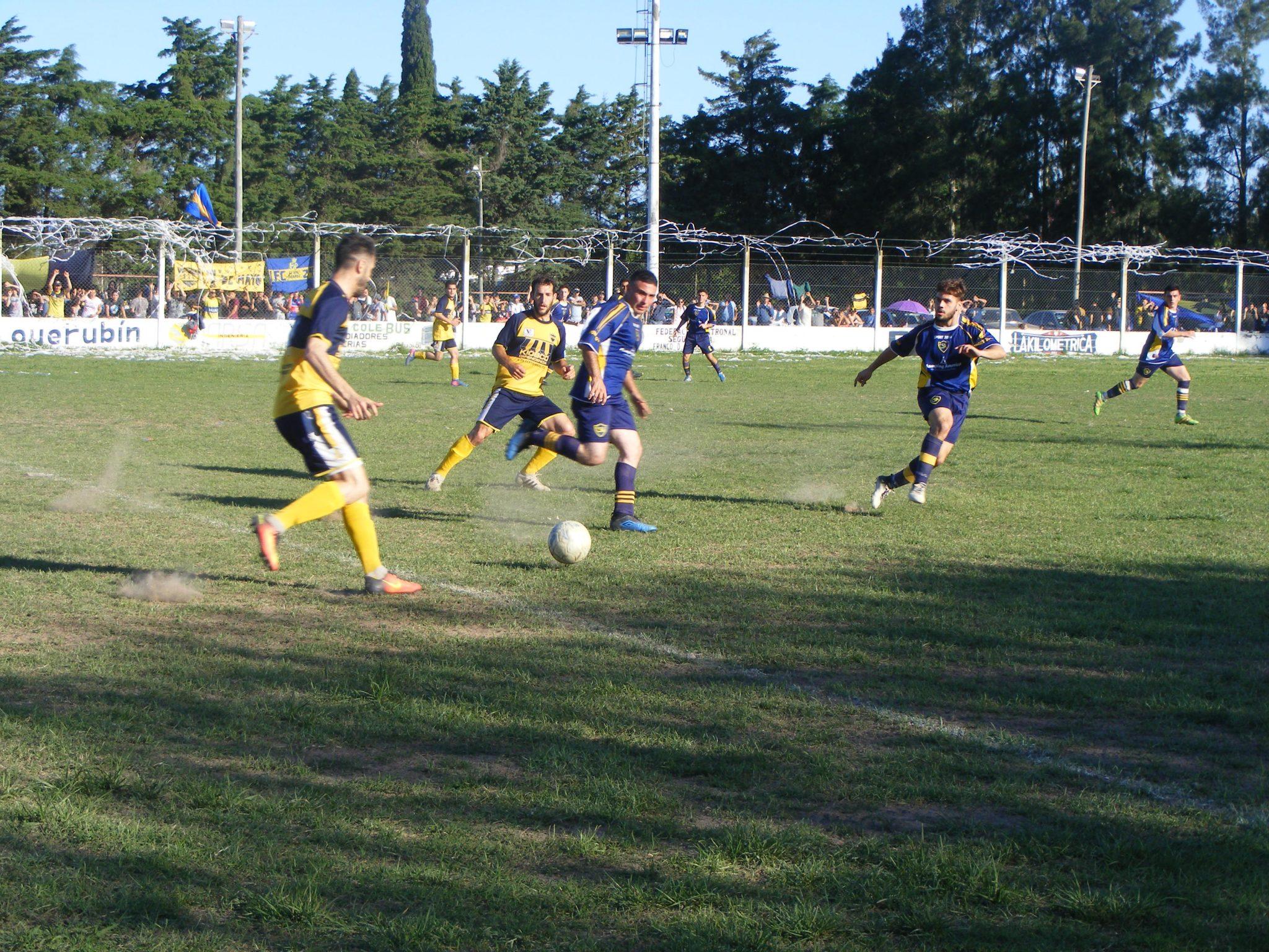 La fecha del torneo Clausura se juega entre domingo y martes