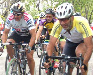 Ciclismo: Posiciones del campeonato de los días miércoles