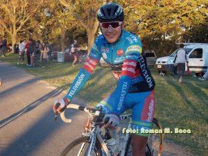 Juan Paz ganó la 1° etapa de la «Vuelta del centro»