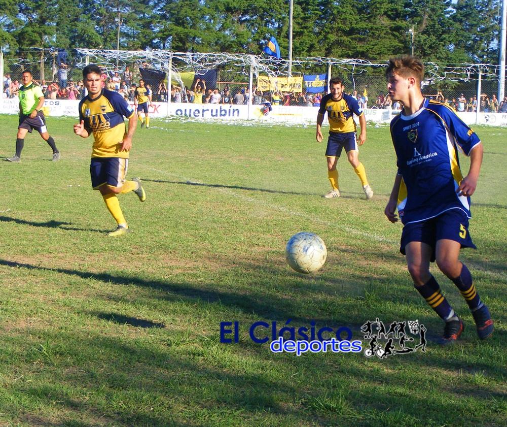 Sportivo lidera con gran comodidad su zona. Mitre y Atlético en la zona B