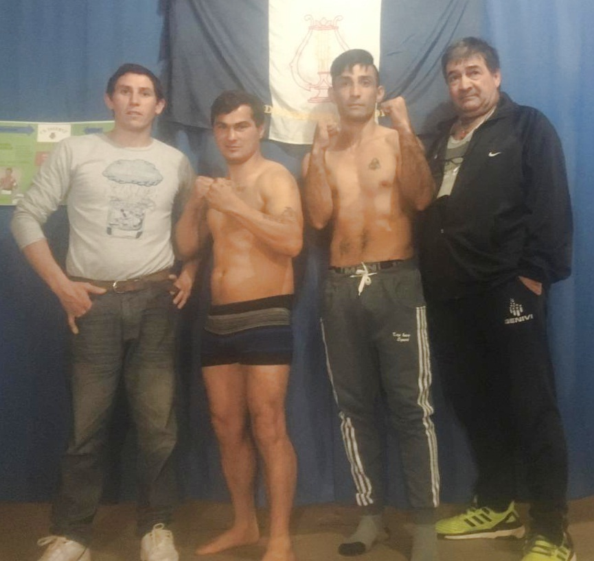 Peleas confirmadas en Club Talense de Río Tala