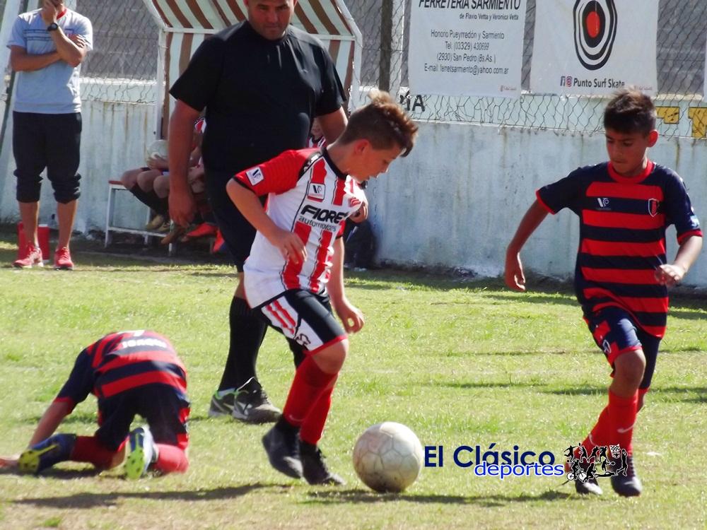 Baby fútbol jugará los octavos de final