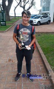 Ignacio Novo Subcampeón en Torneo Profesional de Santa Fe