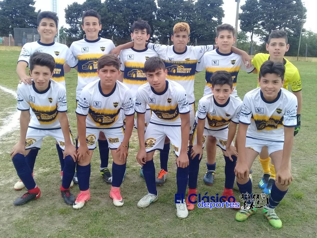Sub 13 de Clubes: Independencia sumó una nueva victoria con goleada y puntero en soledad