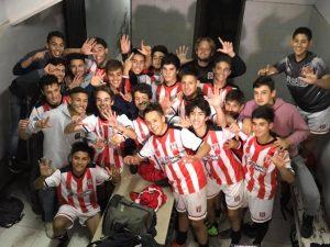 San Nicolás y Junín los finalistas del torneo Sub 15