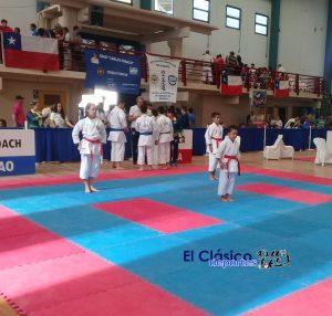 Importante certamen de Karate en San Pedro