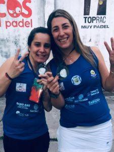 Lorena Pereyra en dos nacionales