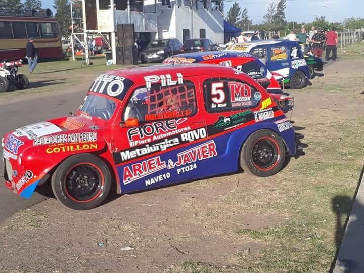 Pablo Marelli ganó en Colón