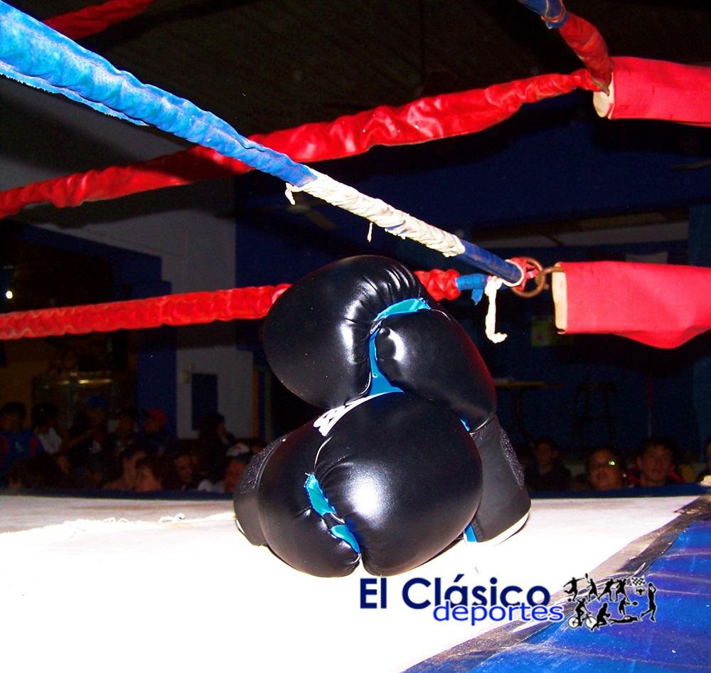 El viernes habrá un festival de boxeo en el Gimnasio Municipal con 12 combates