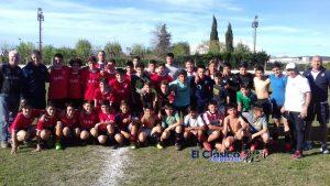 El Club Gimnasia y Esgrima de la Plata llevó adelante una captación de talentos