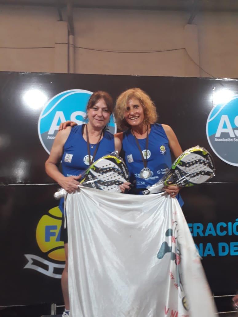 ¡Sibilla-Mosteiro campeones en el nacional de Rosario!