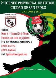 Baby fútbol: Horarios para la octava fecha