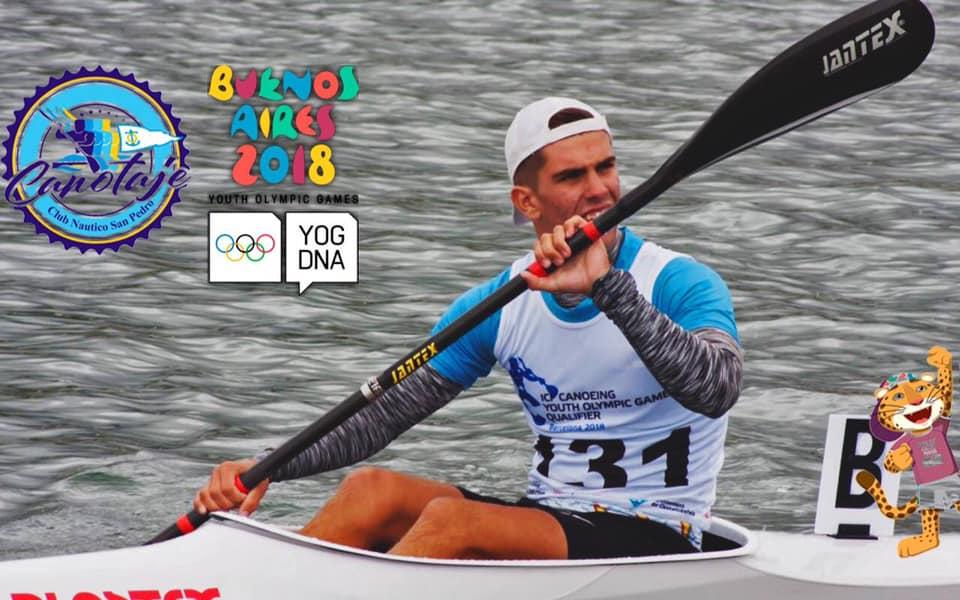 Valentín Rossi es medalla de Bronce