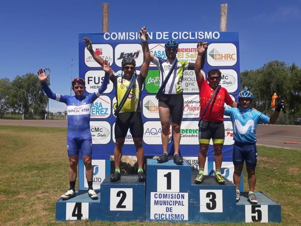 Daniel Boaglio ganó en Lincoln y Pablo Leone en Salto