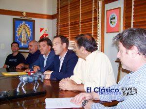 El Gobierno Nacional entregó importante subsidio al Club Mitre para la construcción de la cancha