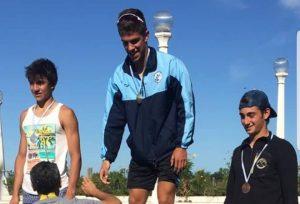 Varias medallas para Náutico en el Argentino de Canotaje