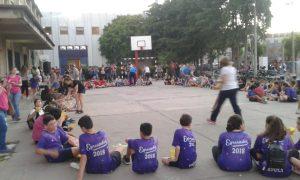 Masivo encuentro de Handball en el CEF